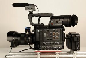 Panasonic film camera